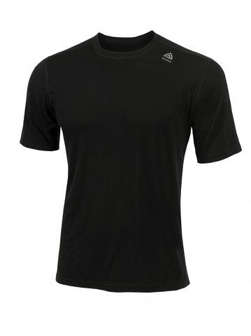 ACLIMA LightWool Men's Classic T-Shirt - JetBlack