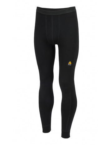 ACLIMA WarmWool Longs Man - JetBlack