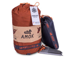 Amok DRAUMR 3.0 Complete - Rusty Red