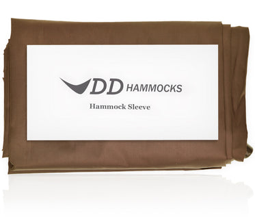 Hammock Sleeve fra DD Hammocks i farven Coyote Brown