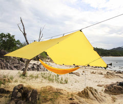 DD SuperLight Tarp, Sandstorm Yellow