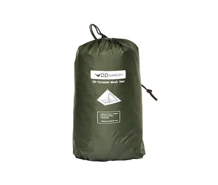 stuff sack for DD Superlight Pyramid Mesh Tent