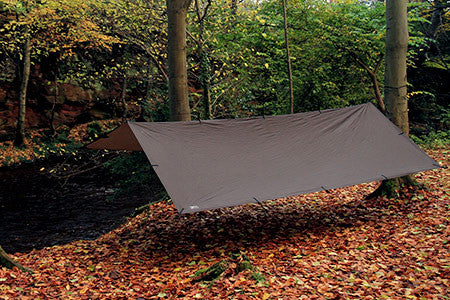 DD Tarp XL, Coyote Brown