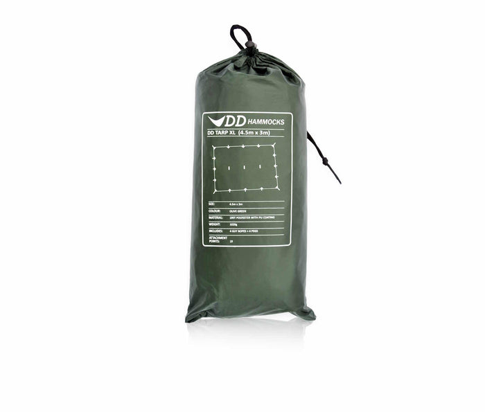 DD Tarp XL, Olive Green