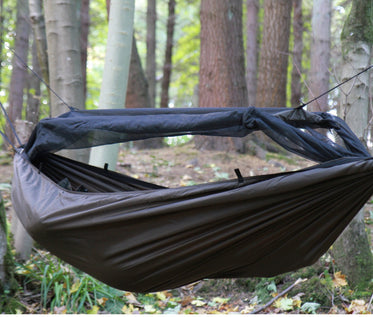DD Frontline Hammock - Coyote Brown