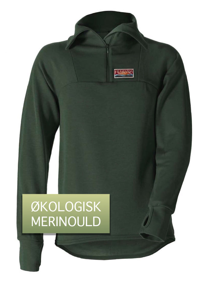 Ruskovilla Outdoor Shirt, grøn