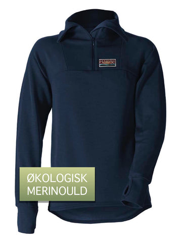 Ruskovilla Outdoor Shirt, blå