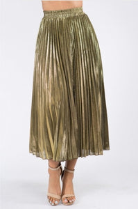 Goldanna Pleated Skirt