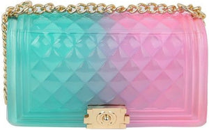 Ombre Jelly Bag