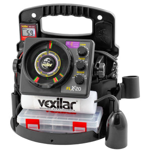 Vexilar FLX-20 Pro Pack II -- Free shipping -- In-store Pick-up Only