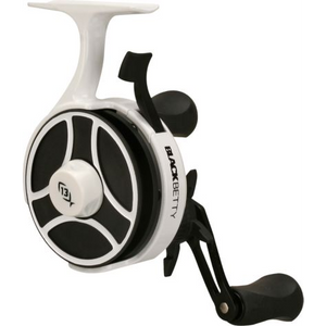 13 Fishing® FreeFall Ghost™ Inline Ice-Fishing Reel