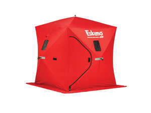 Eskimo QuickFish 2 Person Ice Fishing Shelter -- Free Shipping