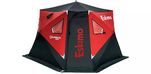 New! Eskimo Outbreak 450XD Insulated Shelter -- Free Shipping