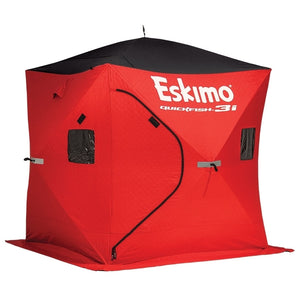 Eskimo Quickfish 3i Insulated Pop-Up Shelter -- Free Shipping