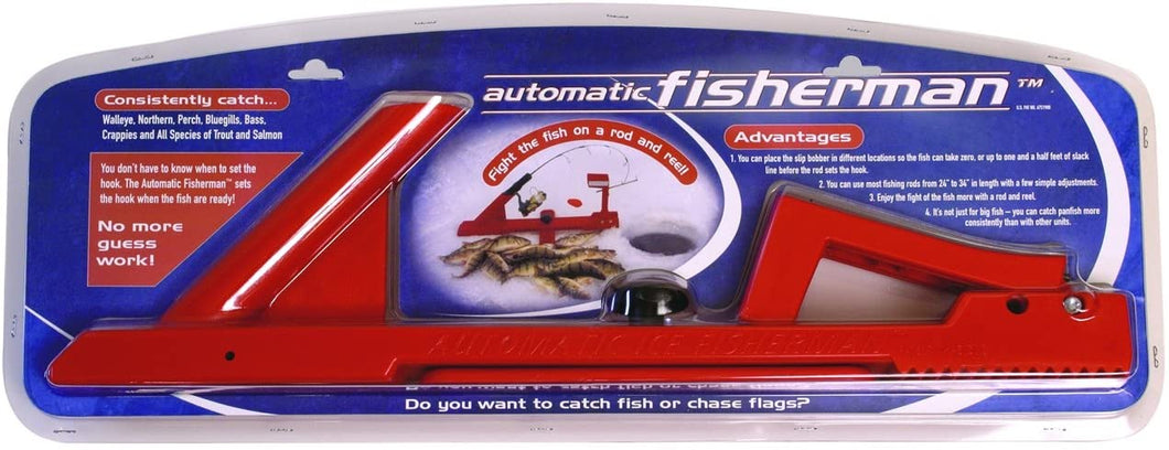 Automatic Fisherman Base Unit (20 year replacement warranty)