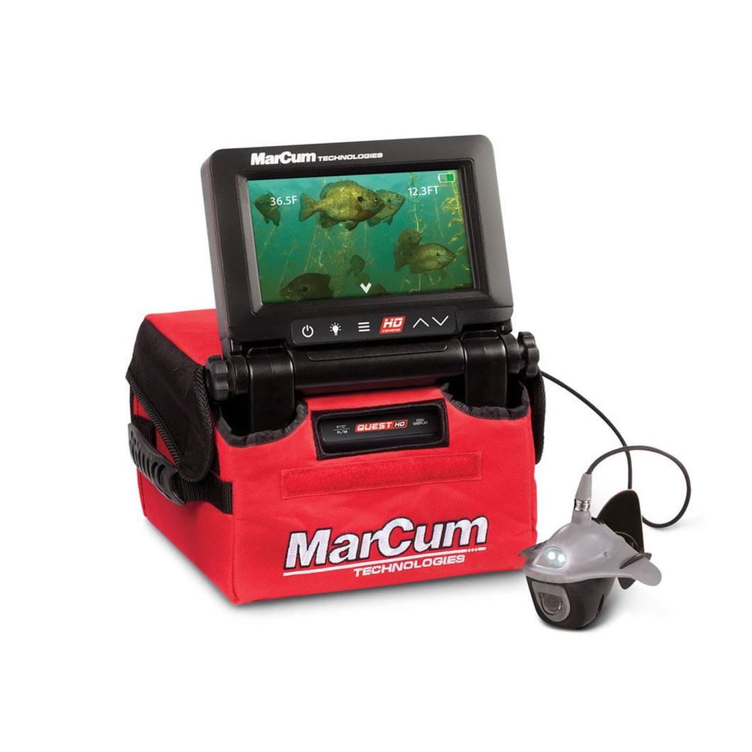 MarCum Quest HD Underwater Viewing System Camera