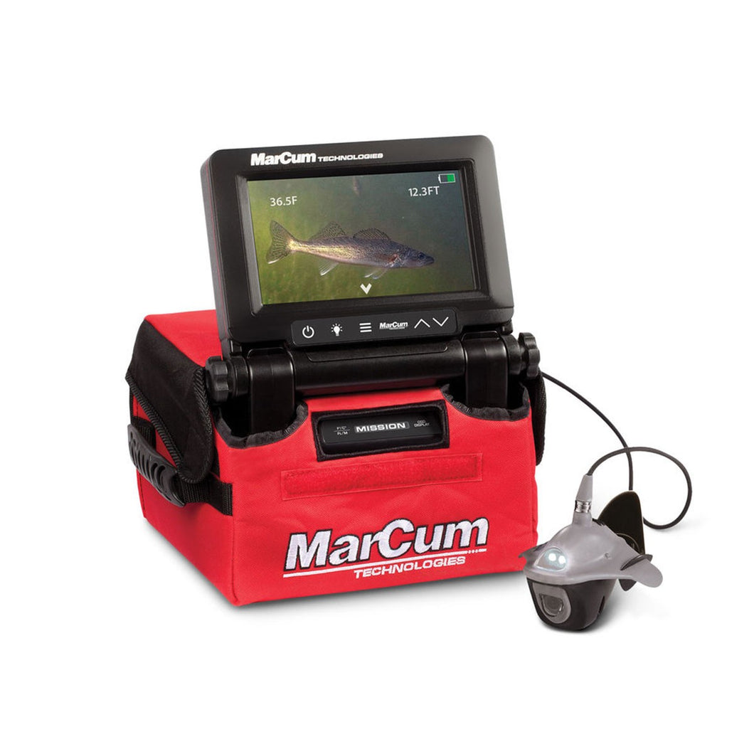 MarCum Mission SD Underwater Camera - Shipping Included