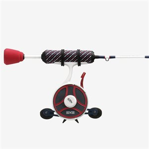 13 Fishing® BlackBetty FreeFall Ghost Patriot Maverick Edition Combo -- Free Shipping! -- 10% off 'till 12/06/20.  Use Discount code 13FISHING at checkout screen to get discount