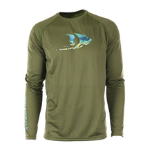 Load image into Gallery viewer, BLACKFISH UPF Guide Sun Hoodie - Splash