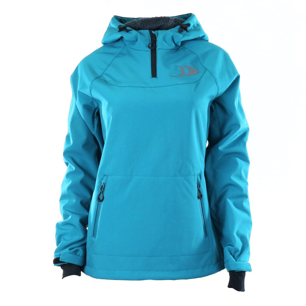 BLACKFISH - Women's Squall Soft-Shell Pullover