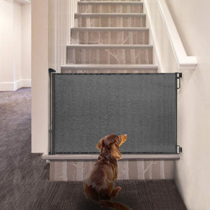 Retractable Nifty Gate, Baby & Pets Safety Guard