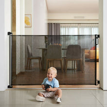 Load image into Gallery viewer, Retractable Nifty Gate, Baby & Pets Safety Guard