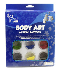 Body Art Tattoos - Action