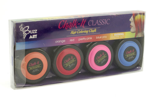 Chalk it (Hair Colouring Chalk) Neon
