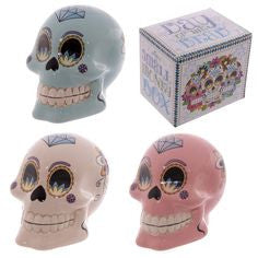 Day of The Dead Salt & Pepper set