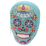 Day of the Dead Skull Manicure Set - Seven Sins Tattoo - 2