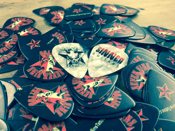 Guitar Plectrums