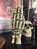 Praying Skeleton Hands