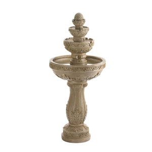4 Tier Water Fountain (Incl. Pump)