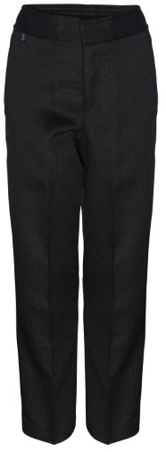 Boy's Zip and Clip Teflon Trousers - 3 to 15 Years