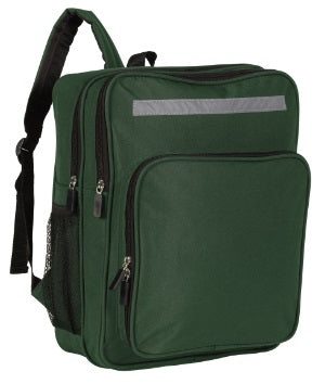 Junior Plain Backpack