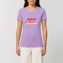 Load image into Gallery viewer, T-shirt en coton bio - #100% parfaite freeshipping - France Adopt'