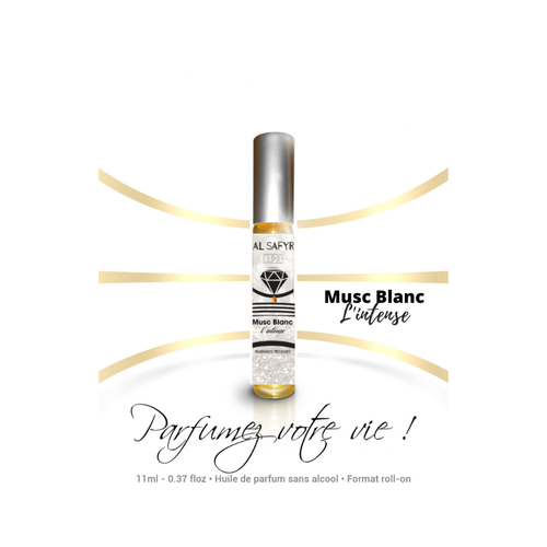Musc Blanc l'Intense freeshipping - France Adopt'