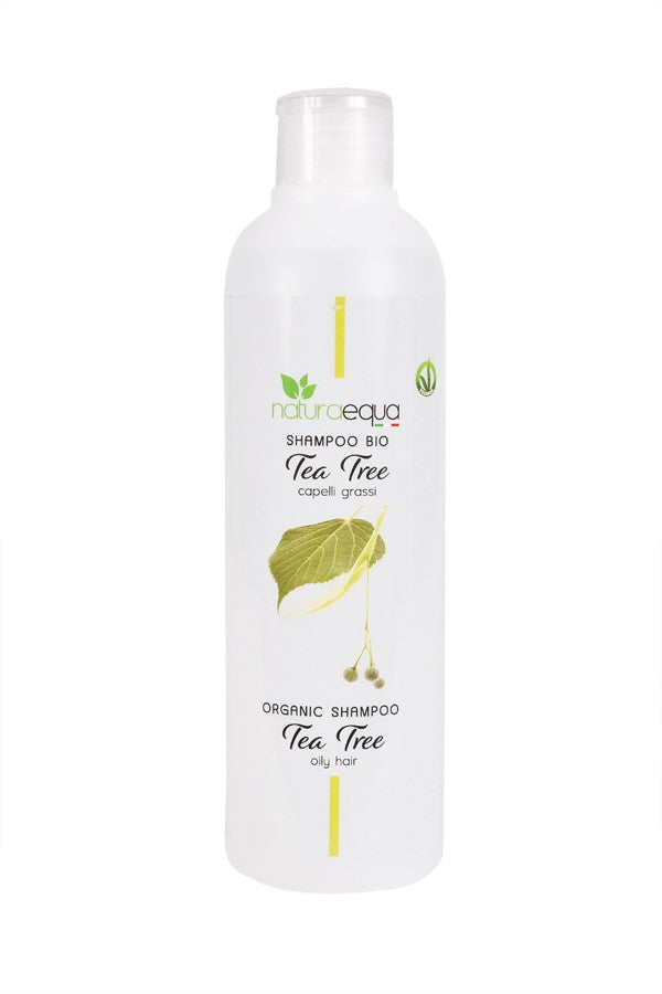 Shampoing au tea tree  BIO - 250 ml