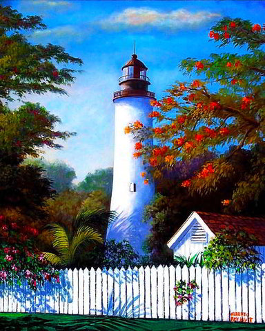 3 - Key West Lighthouse
