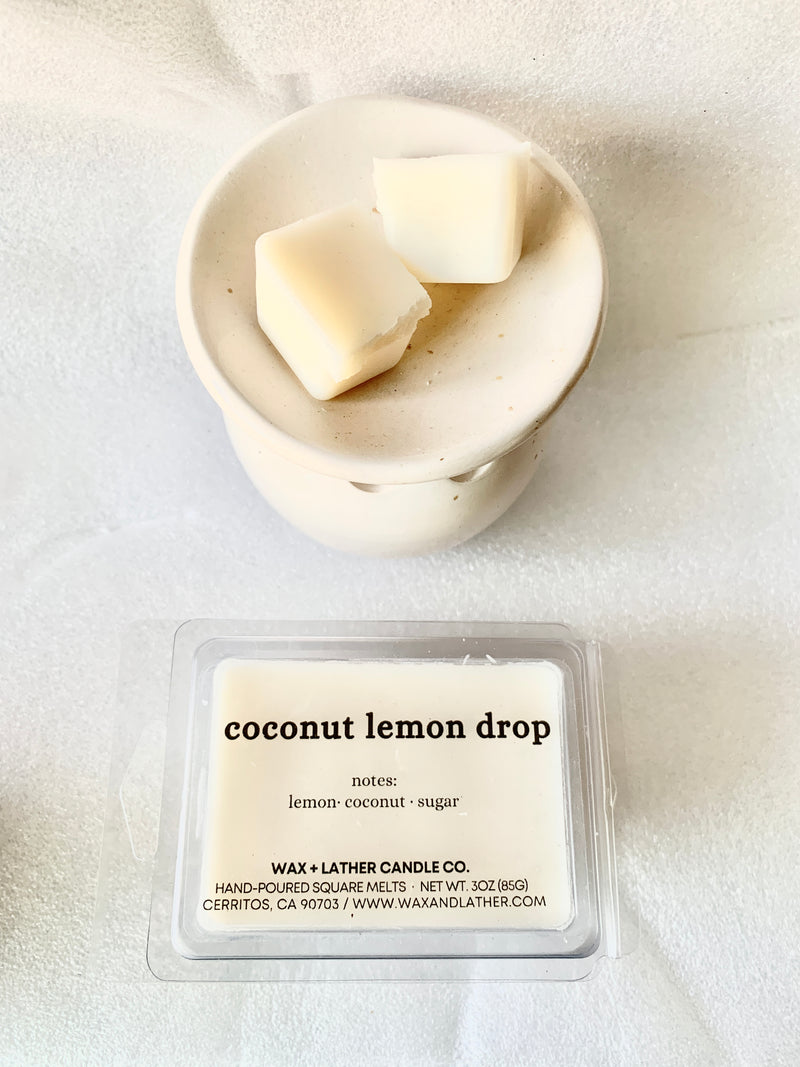 Coconut Lemon Drop