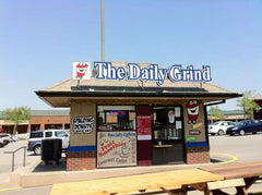Daily Grind (part of Common Grounds) in Hartland Shopping Center