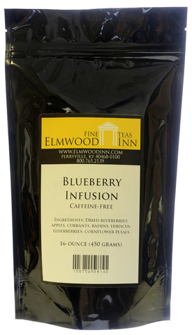 Blueberry Fruit Infusion (Caffeine-free)