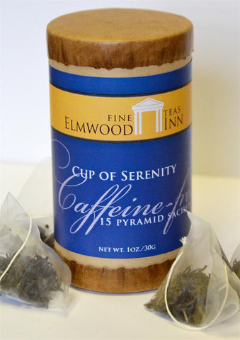 Cup of Serenity (Caffeine-free herbal)