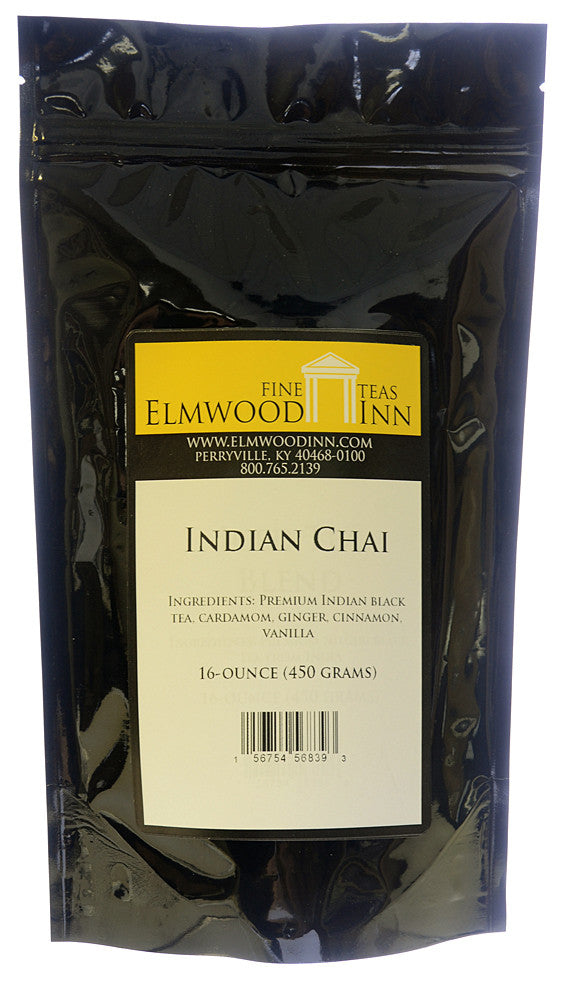 Indian Chai Black Tea with spices