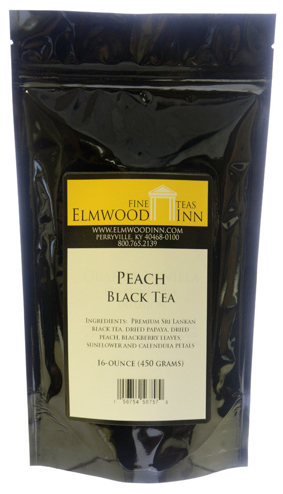 Peach-Apricot Black Tea