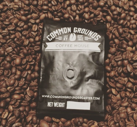 Common Grounds Fresh Roasted Coffee