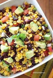 CG Black Bean/Corn Mix = 30
