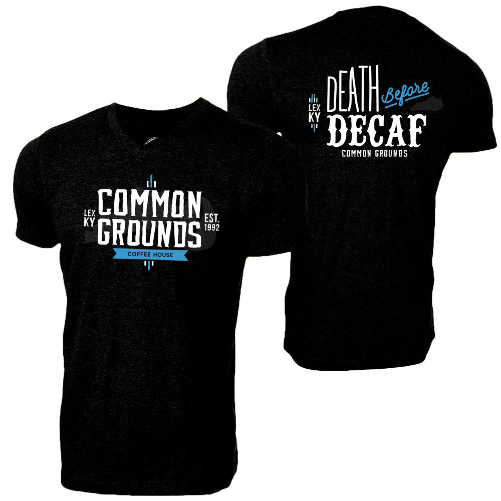Common Grounds Swag Shirts