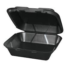 Black To-Go Containers = 200