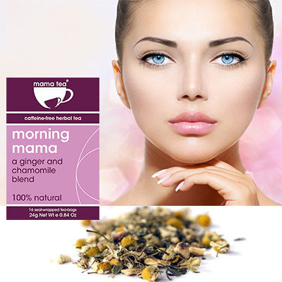 MORNING MAMA | morning sickness herbal tea